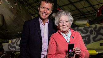 Women At War: 100 Years Of Service - Series 1: 2. Nicky Campbell