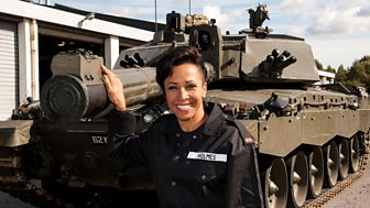 Women At War: 100 Years Of Service - Series 1: 5. Dame Kelly Holmes