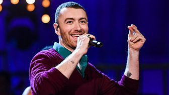 Sam Smith At The Bbc - Episode 09-11-2017