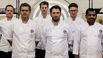 Masterchef: The Professionals - Series 10: Episode 2