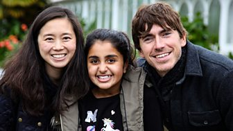 The Big Life Fix With Simon Reeve - Children In Need Special 2017