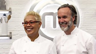 Masterchef: The Professionals - Series 10: Episode 3