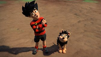 Dennis & Gnasher Unleashed! - Series 1: 3. Dinmaker Diva