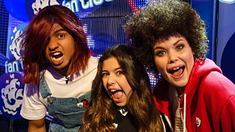 Blue Peter - Fan Club Takeover With Sophia Grace