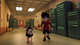 Dennis & Gnasher Unleashed! - Series 1: 5. Escape From Azkabash