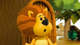 Raa Raa The Noisy Lion - Series 3: 1. Raa Raa And Boomy Thunder