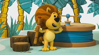 Raa Raa The Noisy Lion - Series 3: 2. Raa Raa And The Rainy Stick