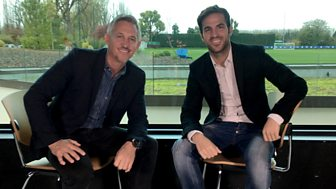 Motd: The Premier League Show - Gary Lineker Meets Cesc Fabregas