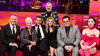 The Graham Norton Show - Series 22: Episode 6