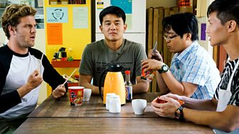 Ronny Chieng: International Student - Series 1: Episode 1