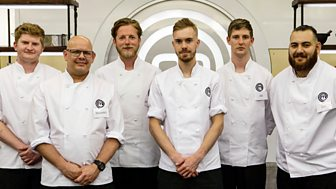 Masterchef: The Professionals - Series 10: Episode 4