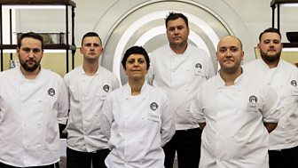 Masterchef: The Professionals - Series 10: Episode 5