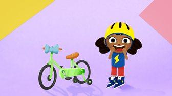 Yakka Dee - Series 1: 5. Bike