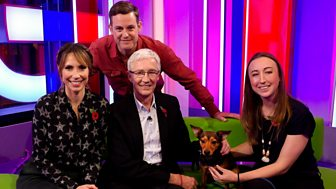 The One Show - 06/11/2017
