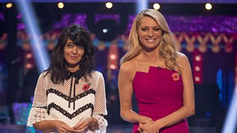 Strictly Come Dancing - Series 15: Week 7 Results