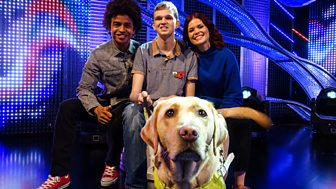 Blue Peter - Iggy's Back!