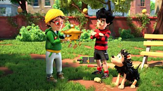 Dennis & Gnasher Unleashed! - Series 1: 7. Pie Spy