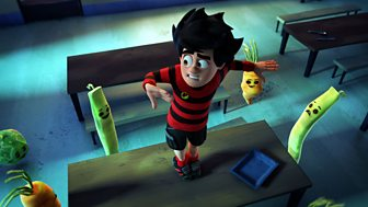 Dennis & Gnasher Unleashed! - Series 1: 8. Night Of The Living Veg
