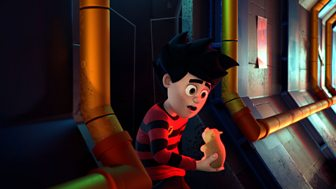 Dennis & Gnasher Unleashed! - Series 1: 9. The Hamazing Hamsterman