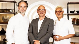 Masterchef: The Professionals - Series 10: Episode 1