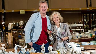 Celebrity Antiques Road Trip - Series 7: Episode 1