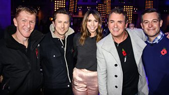 The One Show - 08/11/2017