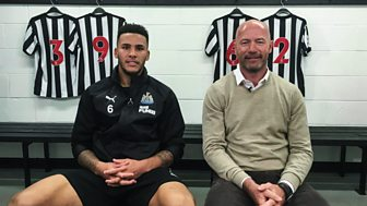 Motd: The Premier League Show - Shearer Meets Lascelles