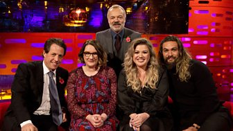 The Graham Norton Show - Series 22: Episode 7
