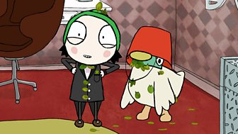 Sarah & Duck - Series 3: 35. Hedge Opera