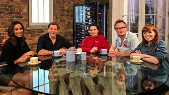 Saturday Kitchen - 11/11/2017