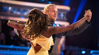 Strictly Come Dancing - Series 15: Week 8