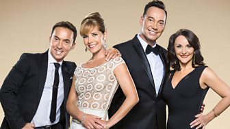 Strictly Come Dancing - Series 15: Week 12 Results