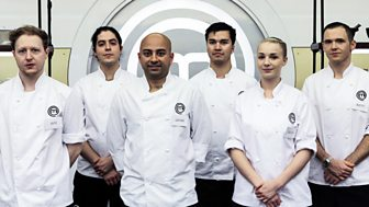 Masterchef: The Professionals - Series 10: Episode 8