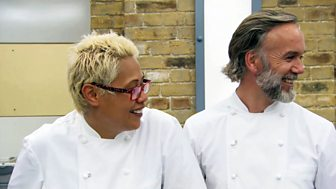 Masterchef: The Professionals - Series 10: Episode 9