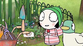 Sarah & Duck - Series 3: 36. Park Trimming
