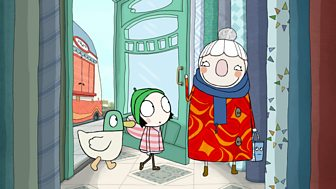 Sarah & Duck - Series 3: 37. The Haber Dasher