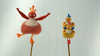 Twirlywoos - Series 4: 11. More About Balancing