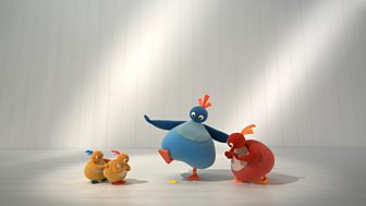 Twirlywoos - Series 4: 15. More About Shorter And Shorter