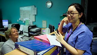 Junior Doctors: Blood, Sweat And Tears - Series 1: Episode 5