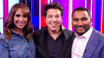 The One Show - 16/11/2017