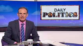 Daily Politics - 17/11/2017