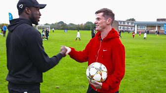 Motd Kickabout - Michail Antonio Exclusive!