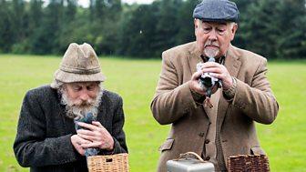 Armchair Detectives - Series 1: 10. Pigeon Detectives