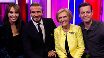 The One Show - 20/11/2017