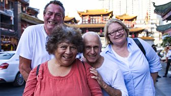 The Real Marigold On Tour - Series 2: 1. China