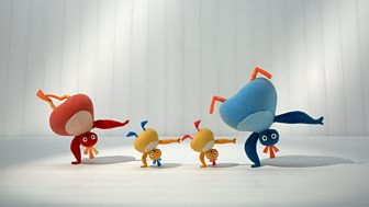 Twirlywoos - Series 4: 18. More About Upside Down