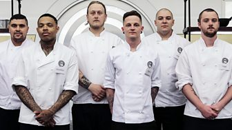 Masterchef: The Professionals - Series 10: Episode 10