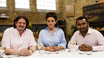 Masterchef: The Professionals - Series 10: Episode 12