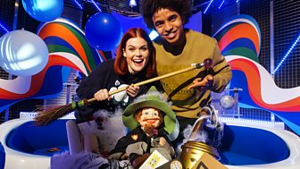 Blue Peter - Worst Witch Competition