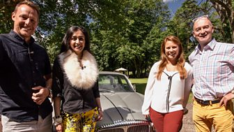 Celebrity Antiques Road Trip - Series 7: Episode 13